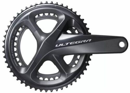 Shimano Ultegra R8000 Road Bike Crankset 165mm 53//39