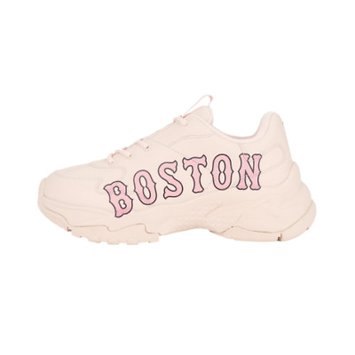 Shoes Sneakers - Boston Red Sox(Pink
