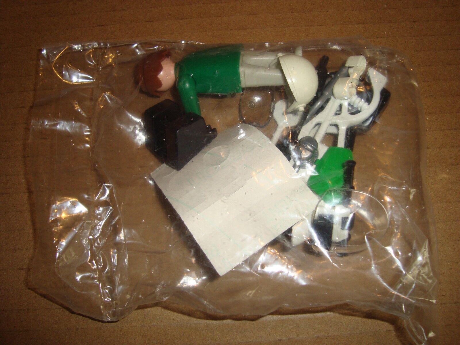 PLAYMOBIL 3564 POLICE MOTORAGENT PLAYMOBIL 1982 1982 1982 f4db5c