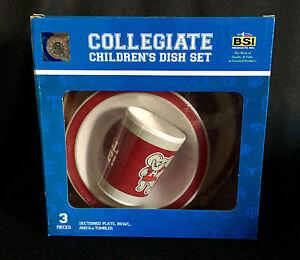 University of Alabama Children's 3-pc. DIsh Set