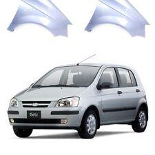 Hyundai Getz 2002-2005 vorne Kotflügel rechts/links in Wunschfarbe lackiert, neu