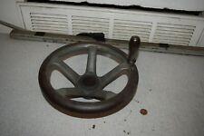 Brown Amp Sharpe 13 Tool Amp Cutter Grinder Part Wheel