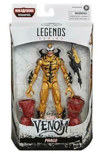 In STOCK Marvel Legends Venompool BAF Phage Action Figure