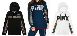 NWT Victoria/'s Secret PINK Crossover Pullover BLACK FRIDAY Edition~ Pink L