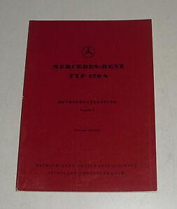 Betriebsanleitung-Mercedes-Benz-170-S-W136-incl-Cabriolet-A-B-Stand-1950