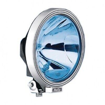 HELLA RALLYE 3000 HALOGEN BLUE SPOT DRIVING LAMP SIDE LIGHT RALLY 4 X 4 TRUCK