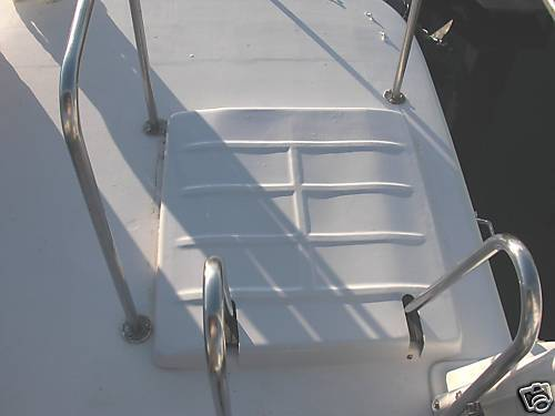 Mainship Trawler 34 Ladder Hatch Cover by moby-cool tm