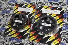 Golden Eagle Black Adjustable Cam Gears B16 B16a B18c B18c1 GSR Civic Si H23