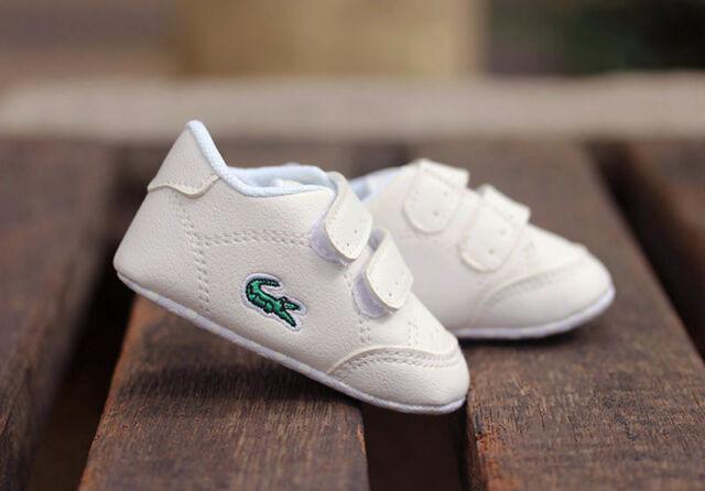 Lacoste Baby Boy Gazon White/green Pram