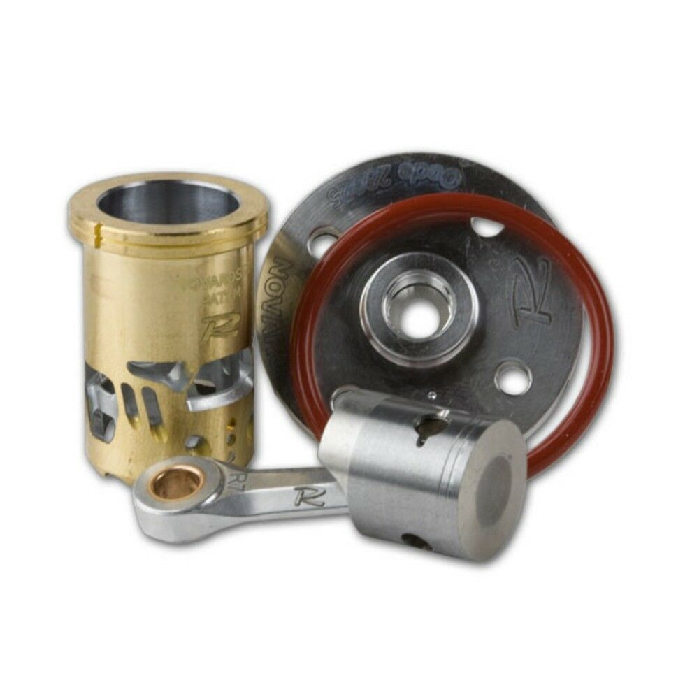 Novarossi P S Set + Conrod & Pin for BONITO .21 XLB - NVR08567 T11