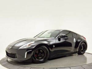 2016 Nissan 370Z Touring Sport MANUELLE MAGS