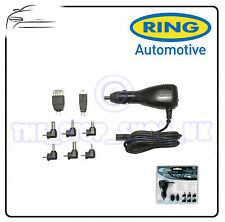 Ring 9 Piece 12v In Car Multi Voltage Power & USB Multi Adapter RMS11