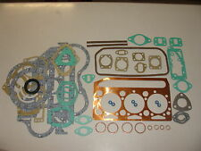 """New Perkins A3.152""""Massey Ferguson35X/35""""Complete Gasket Set WITH ALL Seals"""