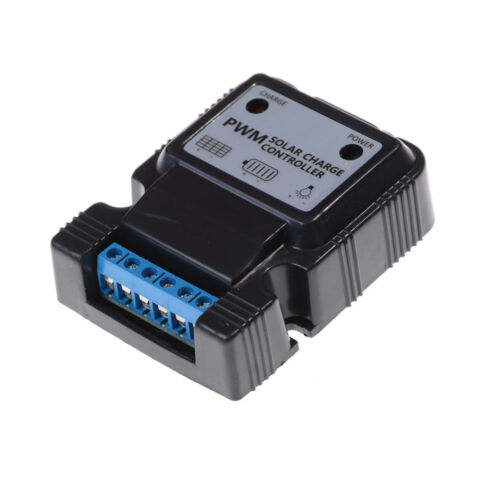 Hot 6 V 12 V 3 A auto Panneau Solaire Charge Contrôleur Chargeur De Batterie Régulateur HP Jo