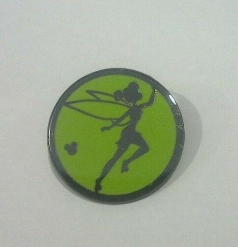 45 .Disney trade pin tinkerbell green circle I COMBINE THE P/&P