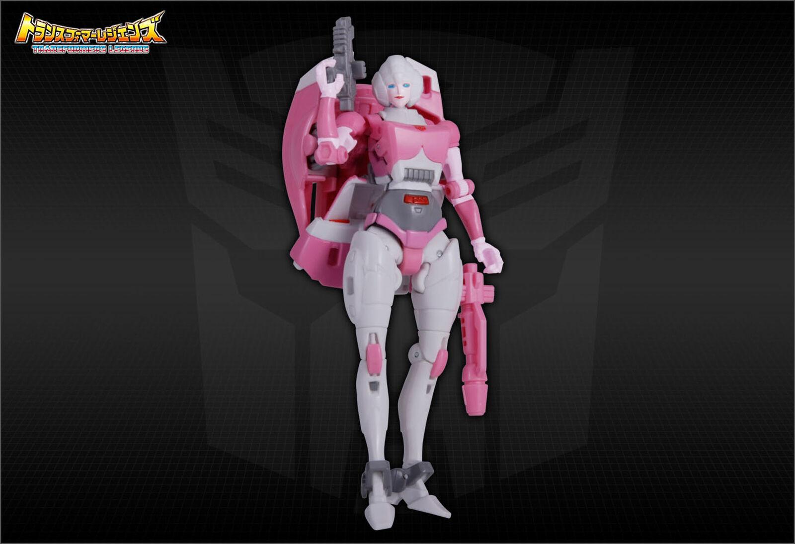 Transformers Legends LG10 ARCEE ARCEE ARCEE IDW Action Figure Gift Christmas Toy Autobots 5b4db8