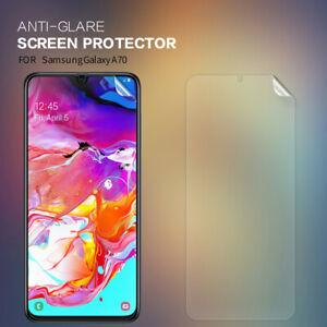 Nillkin-Matte-Anti-Reflet-Telephone-Protection-d-039-ecran-pour-Samsung-Galaxy-A70