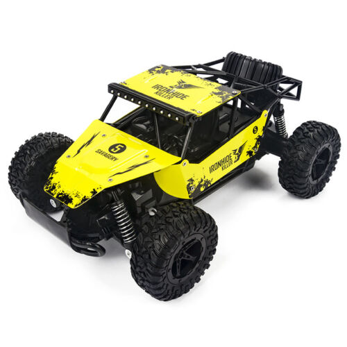 1//16 Scale Truck Electric Powered Off-Road RC Buggy Car Vehicle Toys Sets Gift