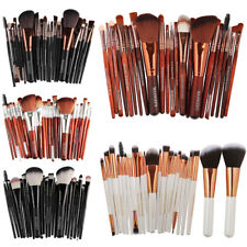 22PCS Kabuki Make up Brushes Set Makeup Foundation Blusher Face Powder Brush NEW