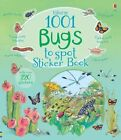1001 Bugs to Spot Sticker Book by Teri Gower (Paperback, 2015)