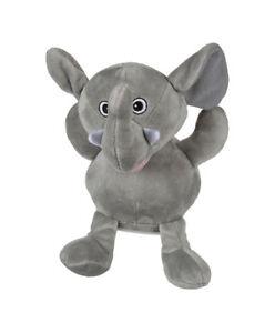 Sprechender Elefant Plüschtier mit Aufnahme Wiedergabefunk<wbr/>tion Spielzeug Plüsch