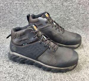 computadora sitio Subir y bajar  Timberland Pro Ridgework Mens Composite Toe Comfort Work Safety Sz 9 Wide  Boots | eBay