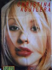 POSTER CHRISTINA AGUILERA - 40x55 cm [D39-118]