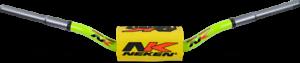 Neken SFH HandleBars Bars Fatbars 28mm Fluo Yellow All Brands 133