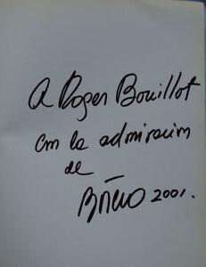 BOTERO-Fernando-Dedicace-originale-dans-Livre-301-pages-2001