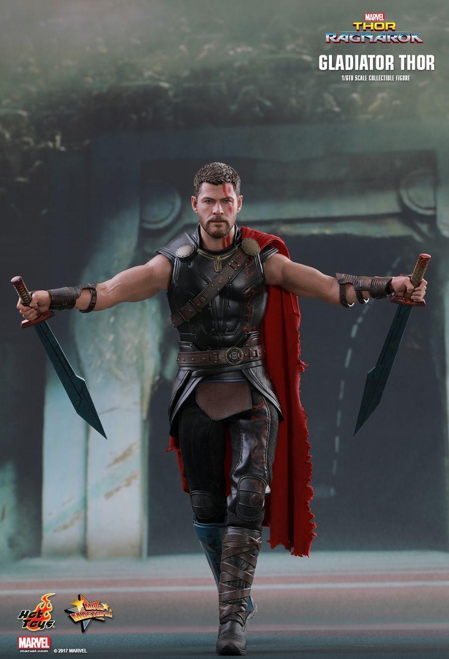 Layby preis   384.99 heißes spielzeug 1   6 gladiator thor ragnarök normale version