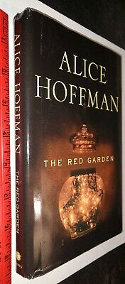The Red Garden Alice Hoffman Novel Hc Dj 2011 Historical