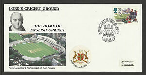 GB-1994-SUMMERTIME-LORD-039-S-CRICKET-GROUND-FDC-Nottinghamshire-Pictorial-Postmark
