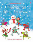 Christmas Things to Draw by Usborne Publishing Ltd (Paperback, 2013)