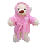 8-10-inch-25cm-TEDDY-CLOTHES-PINK-DRESS-PRINCESS-WITCH-TUTU-BIRTHDAY-WINTER thumbnail 4