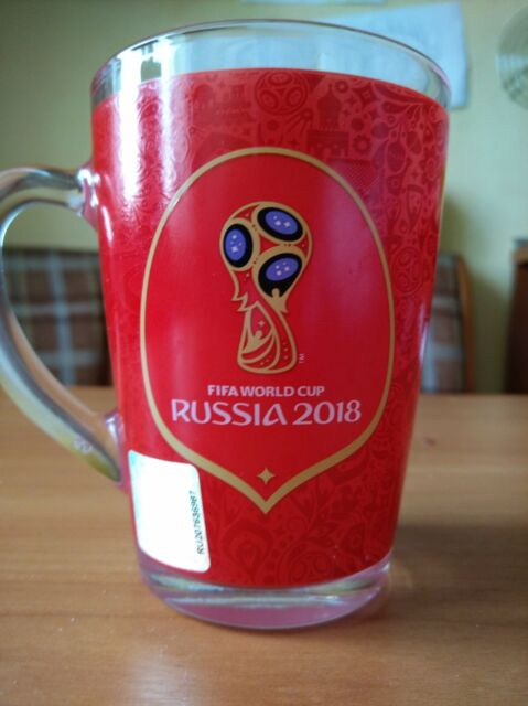 licensed FIFA mugs World Cup Russia 2018 official mug QWCR05