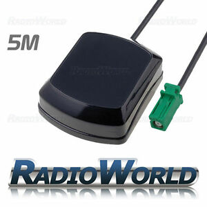 5m-Pioneer-GPS-AVIC-F-Internal-External-Magnetic-Aerial-Antenna-F700BT-F900BT
