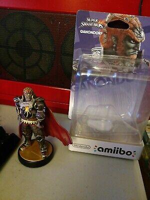 Ganondorf Amiibo Super Smash Bros Us Version Ebay