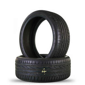 2x-Pneus-D-039-ete-Bridgestone-Potenza-re050a-245-35-r20-91y-Dot-1312-4216-6-mm