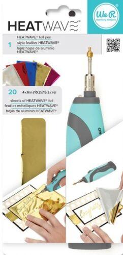Heatwave Pen Tool Starter Kit We R Memory Keepers