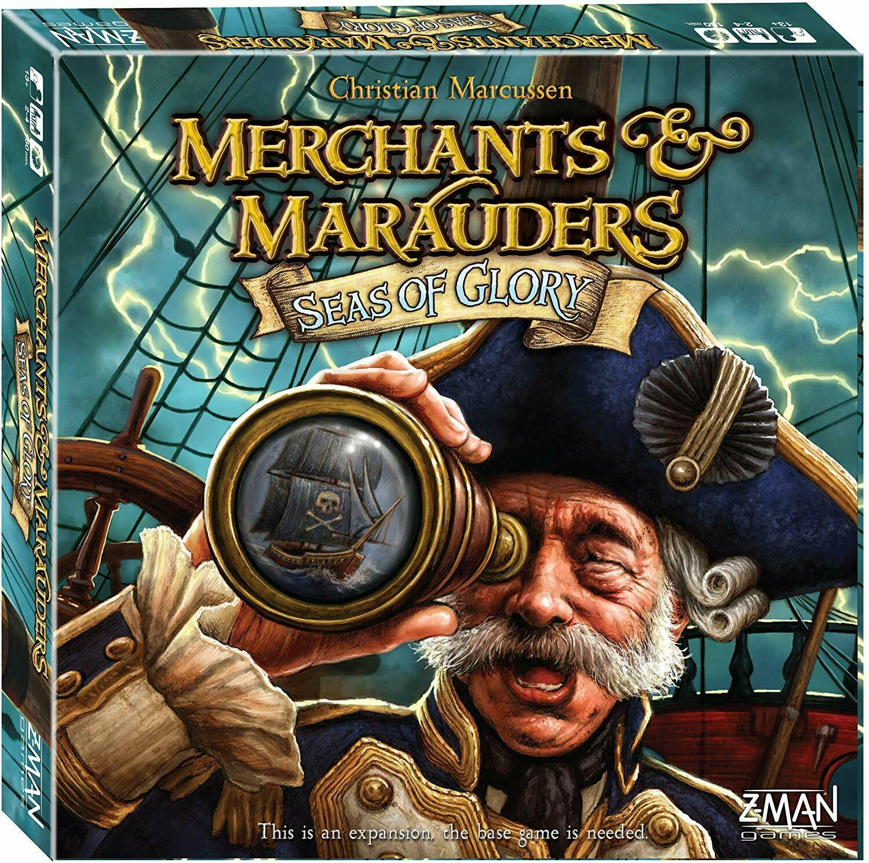 Merchants & Marauders  Seas of Glory   vendita all'ingrosso