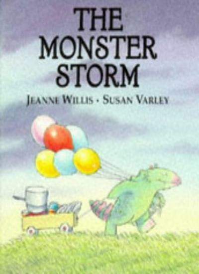 The Monster Storm By Jeanne Willis, Susan Varley