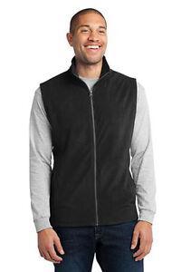Port Authority Microfleece Vest. F226
