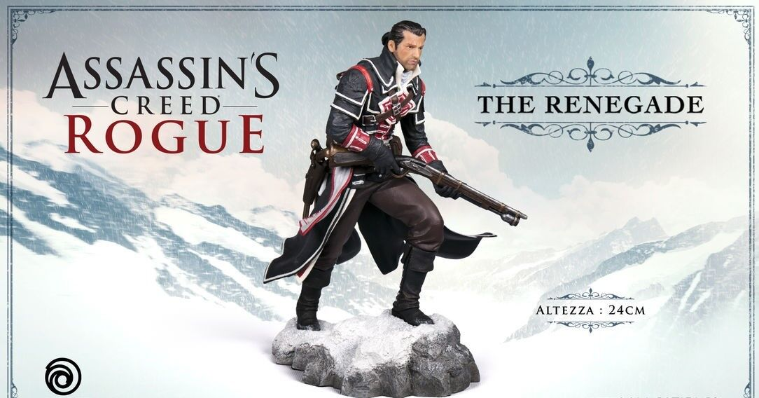 FIGURE Assassin's Creed Rogue: The Renegade
