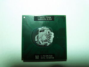 1 cache 533fsb; Core CPU Intel Duo 2mb sl9dv l2 73ghz t2250 fRw7OxU