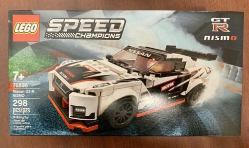Free Shipping LEGO 76896 Nissan GT-R Nismo NEW And SEALED