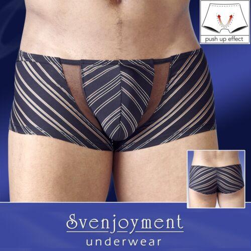 Svenj Swell Hipster Pants 3D Durchscheinend EDEL in S M L XL 2XL Swinger Strip