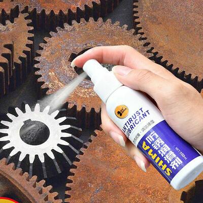 Rust Inhibitor Rust Remover Derusting Spray Car Maintenance Cleaning