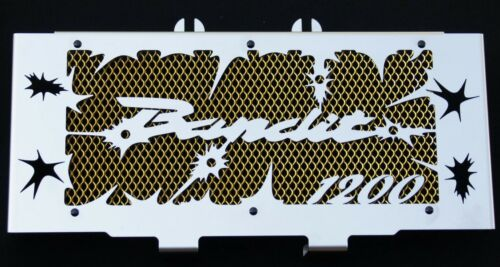 """cache grilllage or Grille de radiateur 1200 GSF Bandit 2000/>2006 /""""Hold up/"""""""
