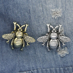Retro-Brooch-Bee-Pin-Vintage-Brooches-Bee-Lapel-Pins-Jewelry-Women-Men-Charm