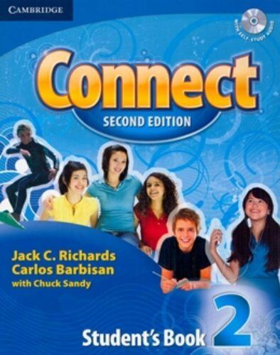 1 of 1 - Connect 2 Student's Book with Self-study Audio CD (Connect Second Edition), Sand